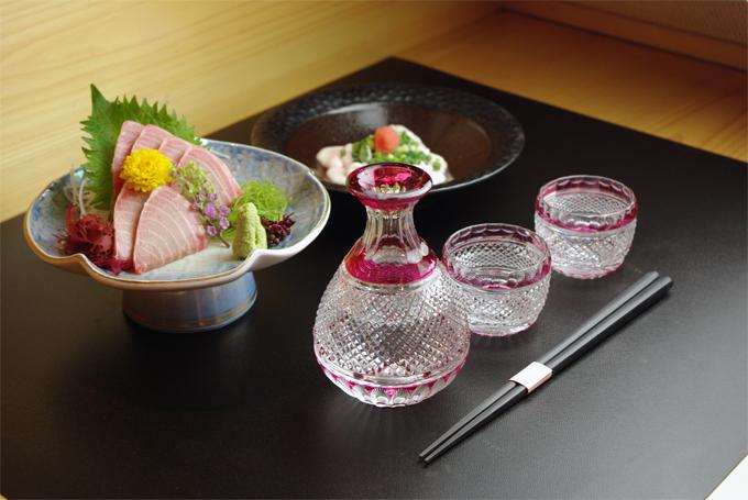 江戸切子の用途
