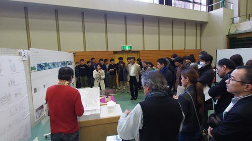 日本大学生産工学部建築工学科 平成27年度 卒業設計審査会報告